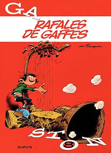 Lire Gaston - tome 08 - Rafales de gaffes epub pdf