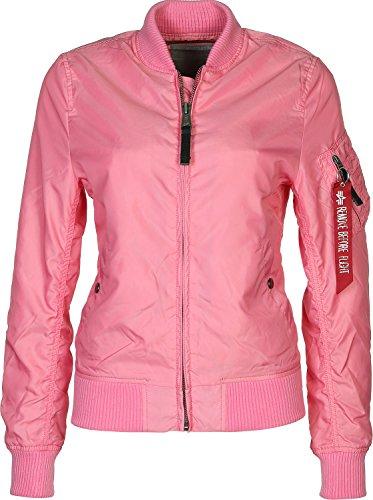 Alpha Industries Jacke Damen Ma-1 TT Wmn, Größe:M, Farbe:pink