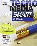 Tecnomedia smart. Disegno. Per la Scuola media. Con DVD-ROM. Con e-book. Con espansione online
