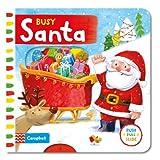 Busy Santa (Busy Books)