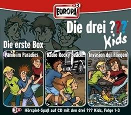 Die drei ??? Kids 3er-Box. Folgen 1-3 (drei Fragezeichen)