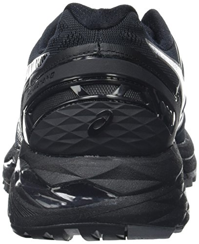 Asics Gel-Kayano 23, Scarpe Running Donna Nero (Black/onyx/carbon)