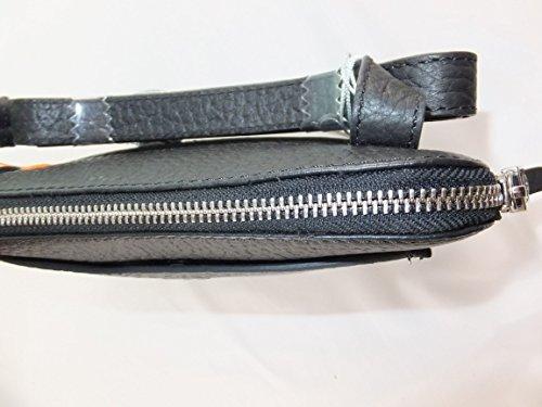 VOI RV-Tasche 21821Leder Damen Handtasche schwarz schwarz