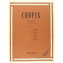 Chopin. Studi per (Chopin Libro)