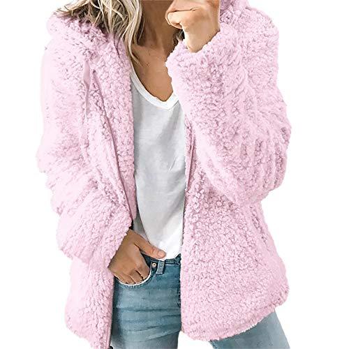 OverDose mujer Escudo manga larga Xl Mujeres Pink