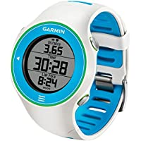 GARMIN 010-N0947-14 Refurbished Forerunner(R) 610 (Blue/White)(Versione USA, importato)