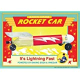 POOF-Slinky 0SA203 Scientific Explorer Rocket Car Science Kit by Scientific Explorer TOY (English Manual)