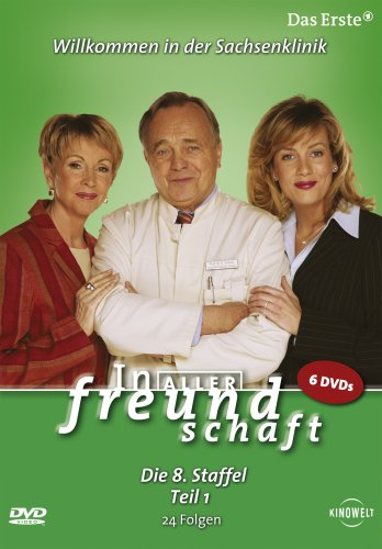 Staffel 8, Teil 1 (6 DVDs)