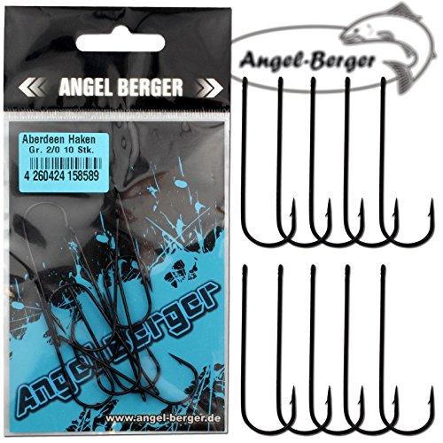 Angel-Berger Aberdeen Haken (2/0)