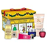 L'Occitane Duft und Pflegeset 7tlg. L'Occitane Precious Cream 8ml, L'Occiane Pivoine Flora EDT 5ml, L'Occitane Handcream Rose 10ml, LOccitane Seife Milk 25g, Loccitane Amande Shower Oil 35ml, L'Occitane Neroli & Orchidee Bodymilk 50ml und Geschenksbox