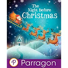 The Night Before Christmas (Parragon Christmas Read-Along)