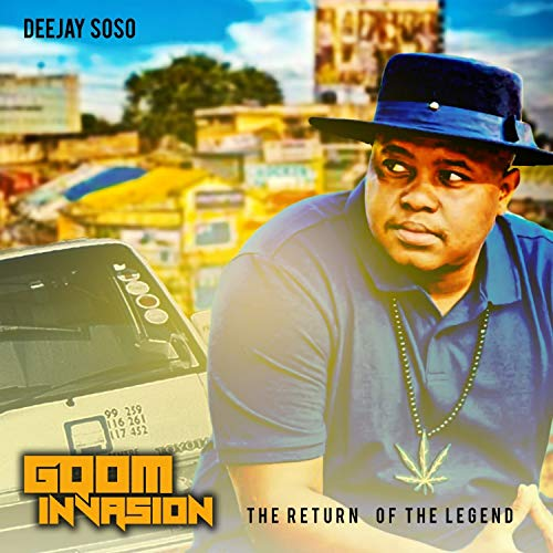 Gqom Invasion (The Return of the legend)