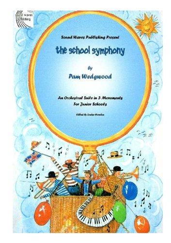 pam-wedgwood-school-symphony-partitions-pour-ensemble-decole