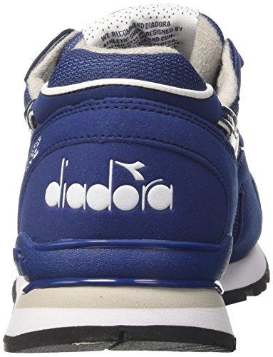 Diadora Herren N-92 Sneaker Blau (Blu Estate)