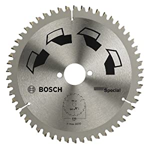 Bosch 2609256884 130 mm Circular Saw Blade Special