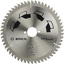 Bosch 2609256896 Special Lama per Sega Circolare, 250 x 2 x 30, 80 Denti - Sega Circolare Marchi