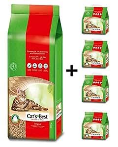 JRS Cats Best Öko Plus Litière sac de 60 litres