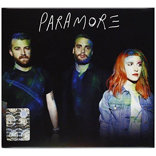 Paramore & 3 Bar Unisex Slim Tee (M)
