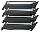 Prestige Cartridge 4-er Set Toner kompatibel für Samsung CLP-360 CLP-360N CLP-365 CLP-365W CLP-368 CLX-3300 CLX-3305 CLX-3305FN CLX-3305N CLX-3305W CLX-3305FW Xpress C410W SL-C460W SL-C460FW SL-C467W