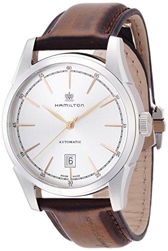 Hamilton H42415551 - Orologio da polso da uomo, colore: Marrone