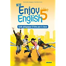 New Enjoy English 5e - Guide pédagogique
