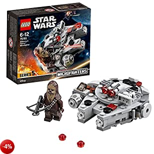 Lego Star Wars - TM - Microfighter Millennium Falcon, 75193