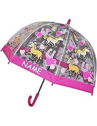"""Ich einfach unverbesserlich // Agnes /& Einhorn /"""" /"""" Minions Regenschirm Kind"""