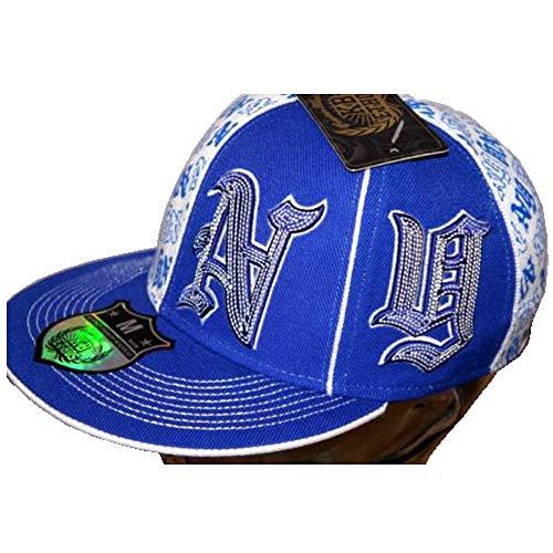 KBETHOS - Casquette de Baseball - Homme Multicolore Bleu marine