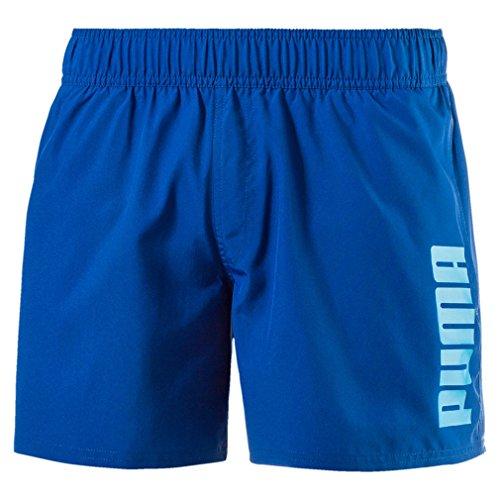 Puma–Pantaloncini uomo Style True Blue