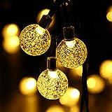 Kitlit 100 led guirnalda de luces Interior 220V/ 8 función/ recordatorio blanco cálido Fiesta Boda Navidad