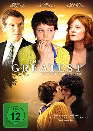 Preisvergleich Produktbild The Greatest - Die große Liebe stirbt nie