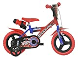 Dino Bikes 123GL-SAGB 12-Inch Spiderman Bicycle