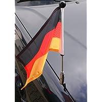 DIPLOMAT-FLAGS Porte-drapeau de voiture Diplomat-Z Allemagne