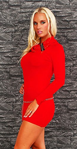 B&L -  Maglione  - Donna Rosso