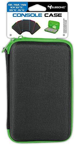 Schutzhülle für New Nintendo 3DS XL Blau/Rot/Gelb/Rosa/Grün - zufällige Farbauswahl