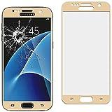 ebestStar ® pour Samsung Galaxy S7 SM-G930F, G930 - Film protection écran VERRE Trempé INTEGRAL 3D anti casse anti-rayures, Couleur Or