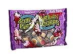 Halloween Körperteile Body Parts 150g Fruchtgummi Süßigkeit einzeln verpackt mit verschiedenen Körperteilen