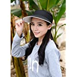 Vale® estilo al por mayor señora Sun Hat visera UV de ala ancha al aire libre 2016 de la manera playa de sombreros, casquillos para las mujeres