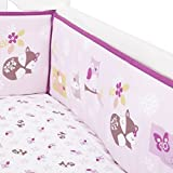 Best Bedtime Originals Bumpers - Bedtime Originals Lavender Woods Bumper Review