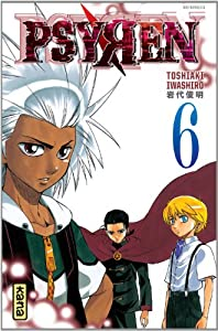 Psyren Edition simple Tome 6