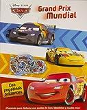 Cars. Grand Prix Mundial: Actividades con pegatinas brillantes (Disney. Cars)