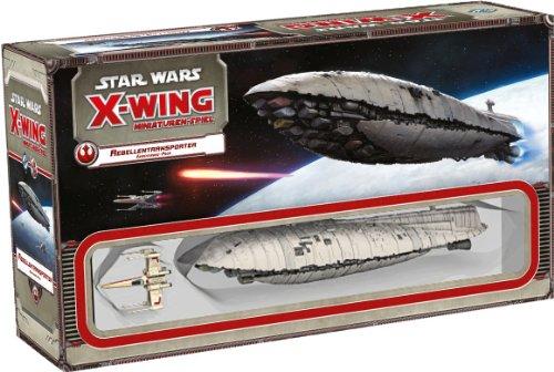 Preisvergleich Produktbild Heidelberger HEI0414 - Star Wars X-Wing - Rebellentransporter Erweiterung-Pack