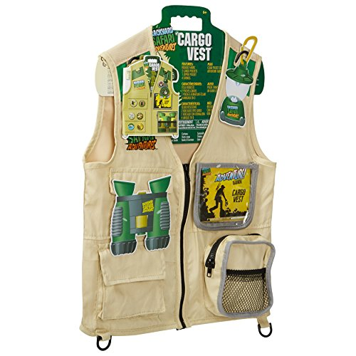 Juratoys Alex Brands Backyard Safari Cargo Vest