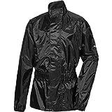 DXR Textil Regenjacke 1.0 schwarz XL