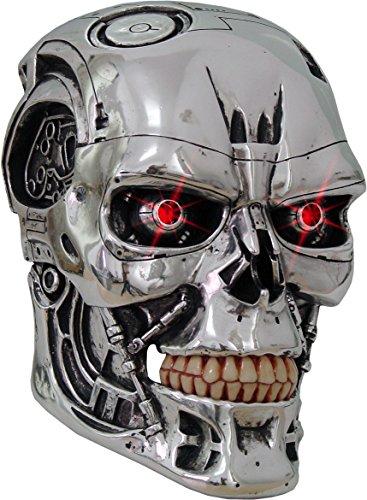 TERMINATOR 2 T-800 WAND REPLICA HEAD (Terminator Zwei)