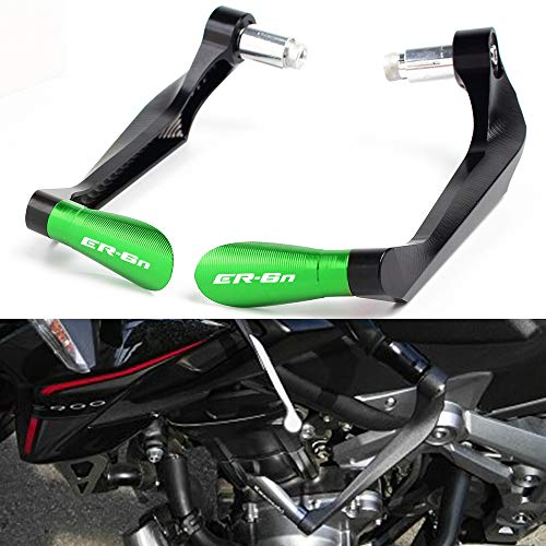 Protège-mains de Guidon de Moto Pour Kawasaki Ninja 650R / ER6F / ER6N