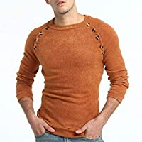 FEIDAO Hombr Jerseys Otoño Jerseys Casual Suéter Masculino O Cuello Sólido Simple Slim Fit Knitting Hombres Suéteres Hombre Pullover Hombres