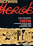 Archives Hergé / Hergé   Hergé (1907-1983)