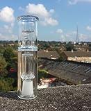Easy Flow Filtro de Agua Boquilla + Adaptador de Cristal para Arizer Solo/Air vaporizador