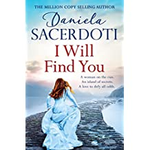 I Will Find You (Seal Island 2) The Love Story of the Year that will steal your heart away